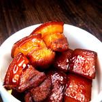 寻找桃花岛快速电锅版东坡肉的做法