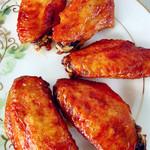 寻找桃花岛板栗烧鸡翅的做法