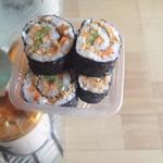 时光不老、我们不散寿司的做法