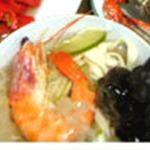 惠子鲜虾面的做法