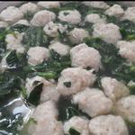 惠子鱼丸汤的做法