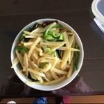 rainloveelva炝土豆丝的做法
