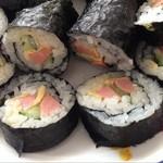 史迪仔仔寿司的做法