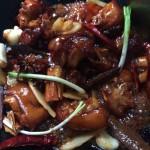 魏丹4215香辣猪蹄的做法