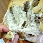 林冰儿葡萄干面包的做法