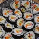 我爱我家5691寿司的做法
