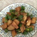 乌日亚(来自腾讯..)鱼香茄子煲的做法