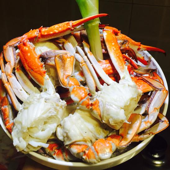 黄酒蒸螃蟹的做法_家常黄酒蒸螃蟹的做法【图】黄酒
