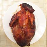 完美主义(来自腾讯....)烤鸡的做法