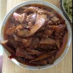 我们的温馨鱼香茄子煲的做法