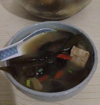 海带菜谱汤全部时候-作品杰-美食,排骨-中国烧鱼鱼籽什么美食放图片