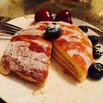 _Cicyliaaaaaa_法式松饼的做法