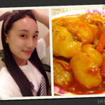 Linda-王琳韩国炒年糕的做法