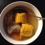 lilycoco123玉米排骨汤的做法