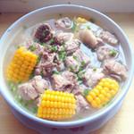 xiaodong2619玉米排骨汤的做法