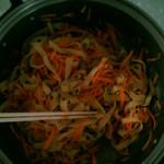 蝶信.花信凉拌干豆腐胡萝卜丝的做法