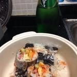 杰米9469720224寿司的做法