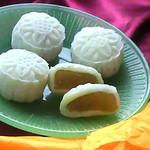 食·色冰皮月饼的做法