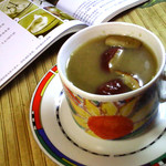 食·色姜枣茶的做法