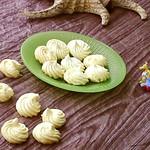 食·色蛋白霜饼干的做法