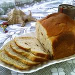 食·色葡萄干面包的做法