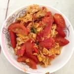 王蓉8025西红柿炒蛋的做法