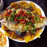 勿忘初心.武汉糍粑鱼的做法