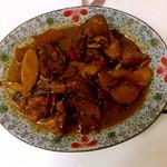 昭阳公主羊肉炖萝卜的做法