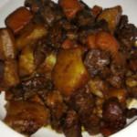 小熊猫先生的美厨娘牛肉炖土豆的做法