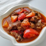 mature11番茄炖牛肉的做法