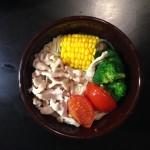 ●﹎мe 璨(来自腾讯.)鸡汤面的做法