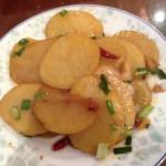 赴韩整形找我吧酸辣土豆片的做法