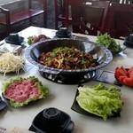 水码头/嵩明店麻辣香锅的做法