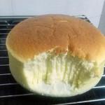 喜羊羊2542日式轻乳酪蛋糕的做法