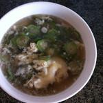 康康1818丝瓜鸡蛋汤的做法