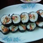 伟大的阿云啊寿司的做法