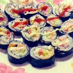 377      (来自腾讯.)寿司的做法