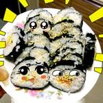 誊糕宝寿司的做法