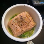 MCHUN清蒸三文鱼的做法