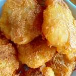 秋霜(来自微信.)葱香土豆饼的做法