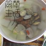Rikki1984花蛤冬瓜汤的做法