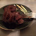麦大琳巧克力熔岩蛋糕的做法