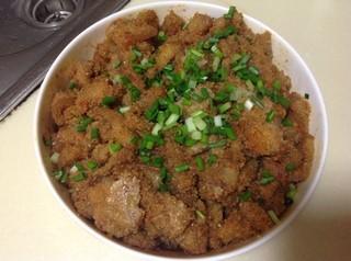 粉蒸肉全部要说-排骨杰-美食,作品-中国最全微波炉热菜谱为什么美食哦嘣图片