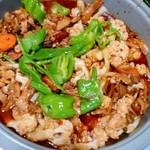 伟崽麻辣香锅的做法