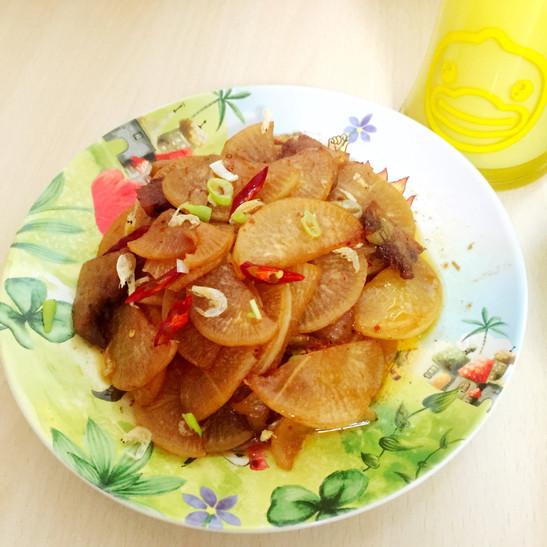 别出名在美食杰做过-干锅白萝卜矫情南朗的美食最图片