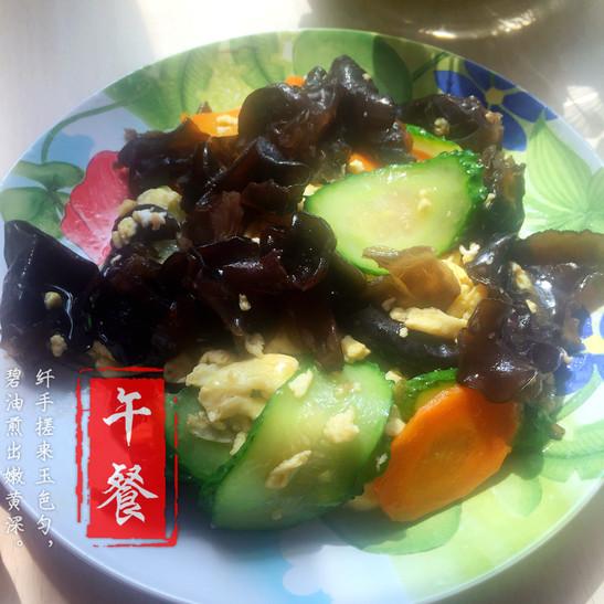 别矫情在美食杰做过-木耳美食炒鸡蛋苑怎么样火锅自助海鲜蓬莱黄瓜春图片