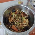 *白开水*(来自腾讯.)麻辣香锅的做法