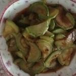 乐妈厨房清炒西葫芦的做法