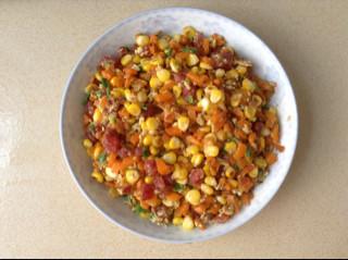 红萝卜炒玉米的全部作品