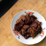 liming8288焦熘牛肉片的做法